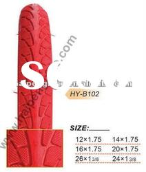 2012 colorful high quality new pattern durable road bicycle tire