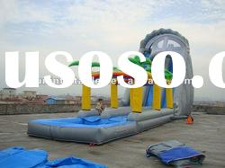 2012 commercial inflatable water slides for sale