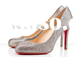 2012 high heels ladies fashion dress shoes