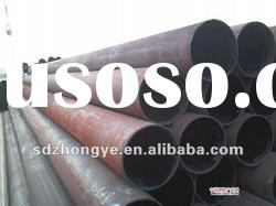 2012 high precision machinery cold drawn seamless steel pipe