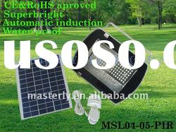 2012 hot sale! 10W solar security light, solar emergency light, solar lighting kits