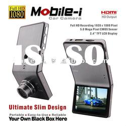 2012 new 1080P full HD car black box car cam DVR