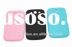 2012 new Silicone Case for Samsung galaxy s3 I9300