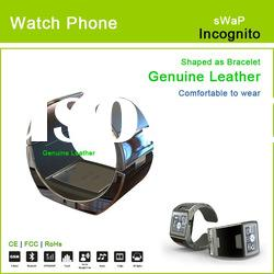 2012 watch phone with Bluetooth, Touchscreen, FM, MP3