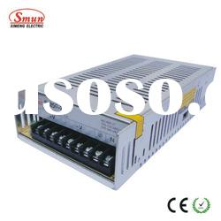 24V 10A AC to DC Single Output switching power supply(S-250-24)