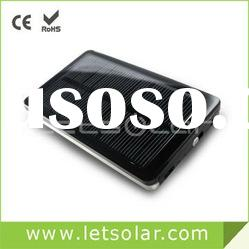 2,000mAh MP3/MP4/ mobile phone devices solar charger