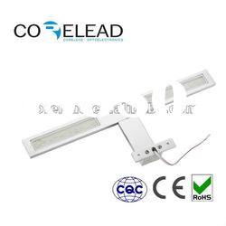300mm length 6W 500lm ALUMINUM led mirror light / led bathroom light waterproof Italy design CE IP44