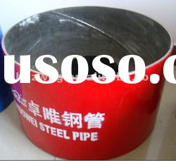 316L/304L Stainless Steel Lined Welded Pipes