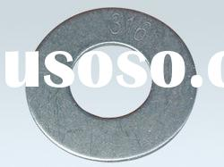 316,316L stainless steel DIN125 flat washers M20