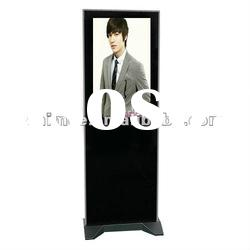 32 inch Floor Standing HD LCD Advertising Indoor Media Player With network