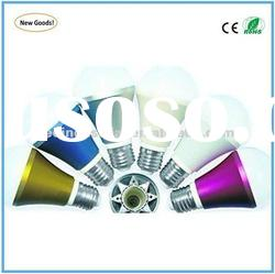 3W-15W Good Quality&Low Price E27 7W Color Changing LED Bulb Light