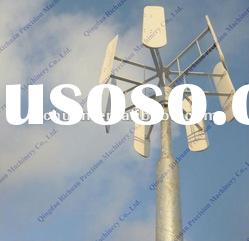 3kw VAWT home vertical axis wind turbine system 3kw vertical axis wind generator