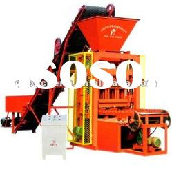 400*200*200 hollow paver colorful concrete block making machine with CE