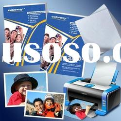 4x6 photo paper/High glossy photo paper for inkjet printer