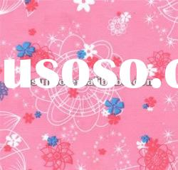 600D Polyester PVC Coated Printed Oxford Fabric