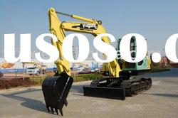 7 ton,vally dam caterpillar mounted excavator with best price and high quality