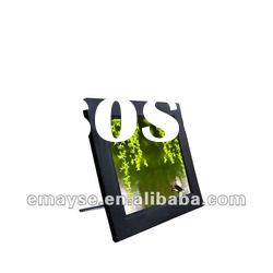 800*600px USB SD simple function LCD digital photo frame 8""