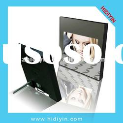 "8"" multi function digital photo album, digital photo frame, DPF with mirror cover"