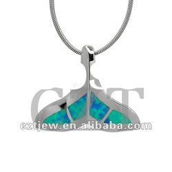 925 sterling silver jewelry with synthetic opal SP0461LS