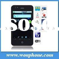 A738 Android 2.2 GPS WIFI Dual Sim Mobile Phone with Touch Screen