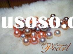 AAA round freshwater loose pearl