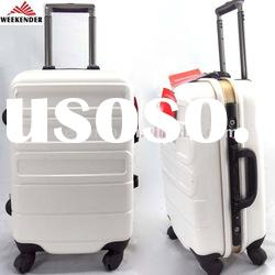 ABS+PC cabin spinner trolley luggage case