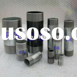 ANSI A105 carbon steel seamless pipe nipple