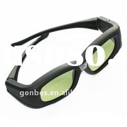 Active shutter 3D glasses for DLP-LINK projector from Gonbes