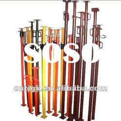 Adjustable Steel Scaffolding Prop Shoring/post shore