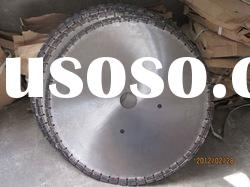 Affordable Granite diamond circular saw blade - large size