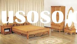 Applied And Classical Bedroom Set Furniture (808)