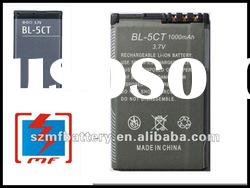 BL-5CT 3.7v mobile phone battery for nokia