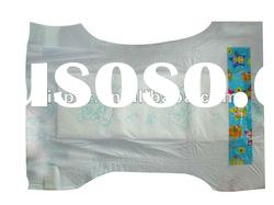 Baby Diaper with 4 sizes of different quality & cost