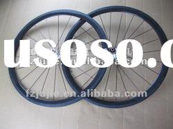 Best Value!1330g!!!700c clincher 38mm carbon road wheelset Drop shipping
