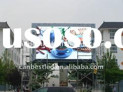 CANBEST FULL colour LED display advertising