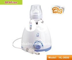 CAR & HOME Baby feeding Bottle Warmer HL--0606