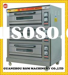 CE Electric Deck Oven,bakery bread machine,electric deck oven for bread