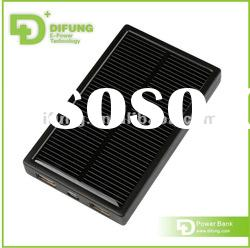 CE/FCC/RoHs Approved Solar Power Charger for Mobile Phone