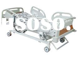 CE ISO Approved Three Functions Electric Rotating Hospital Beds