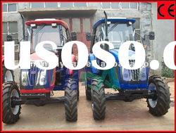 CE agricultural 45hp 4*4 tractor with front end loader and low price
