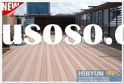 CHEAP-WOOD COMPOSITE DECKING (ANTI-UV,ISO9001)