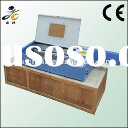 CO2 Small Laser Engraving Cutting Machine For Paper JC-5030 60W