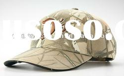 Camouflage Baseball Cap with Led Light