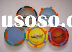Casino Professional 12 Gram ABS Poker Spiral Chip