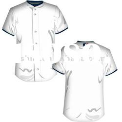 China export wholesale custom cheap baseball jersey