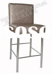 Chrome Barstool/ Bar Chair/ High Base Chair T0625L