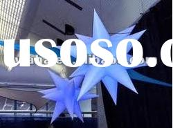 Colorful Customized New Wedding/Party/Club Decoration Inflatable Star
