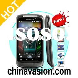 Condor - Android 2.3 Smartphone with 3.5 Inch Capacitive HD Touchscreen (3MP Camera, Dual SIM, WiFi)