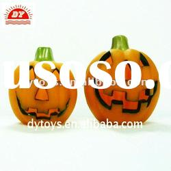 Cool PVC Halloween Pumpkin Decoration for candle