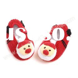 Crochet 3D Animal Baby Shoes Model:RE1206